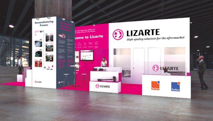 Lizarte Automechanika Frankfurt 2018