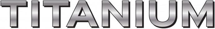 Logo TITANIUM DEGRADADO