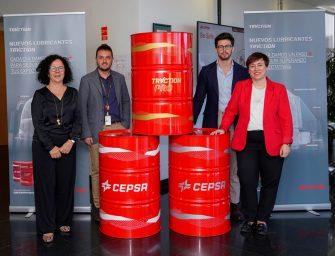 Cepsa lanza su nueva gama de lubricantes Traction para vehículos industriales