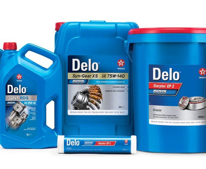 lubricantes para industriales y comerciales Texaco Delo