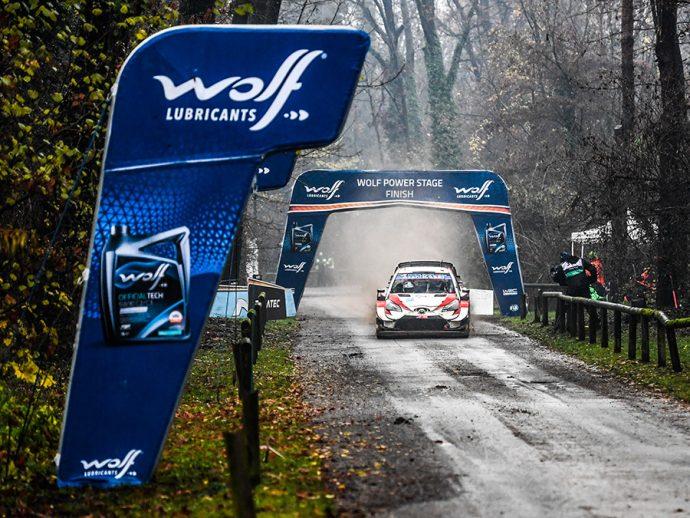 Lubricantes Wolf cierra un acuerdo plurianual con el WRC