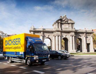 Madrid no restringe la movilidad del transporte de mercancías y reparto