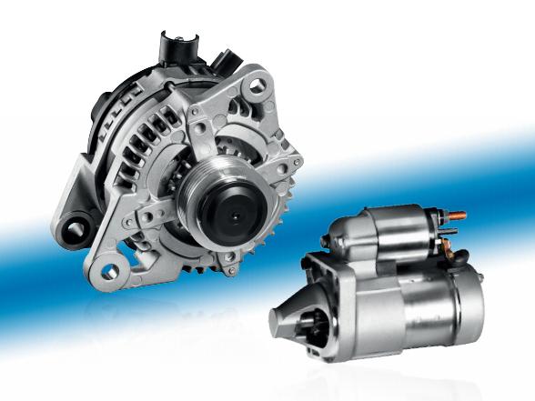 Magneti Marelli ampliación gama motores de arranque y alternadores 2021