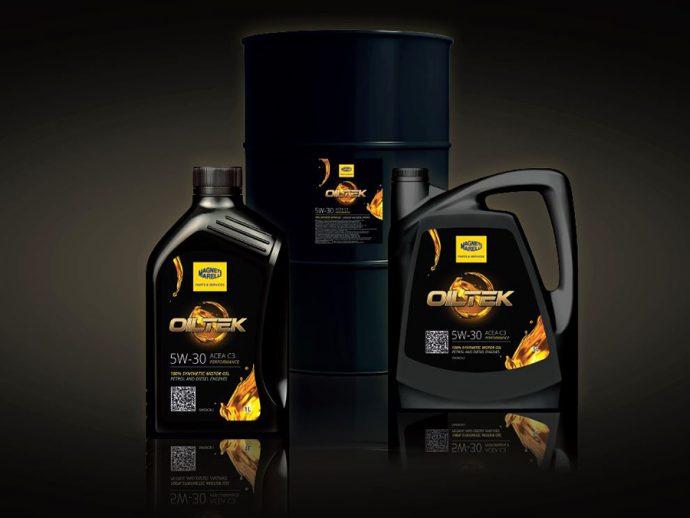 Magneti Marelli Oiltek nueva gama de lubricantes para motor
