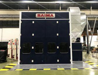 El MAN Center de Barcelona inaugura una cabina de pintura única en el mercado