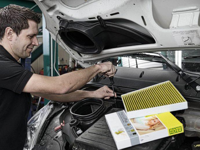 MANN-FILTER comparte falsos mitos sobre los filtros del vehículo