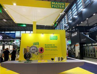 MANN-FILTER en Equip Auto 2019: una mirada al filtrado del futuro