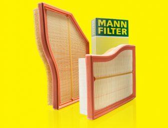 Los nuevos Flexline de MANN-FILTER permiten formas personalizadas de filtro de aire