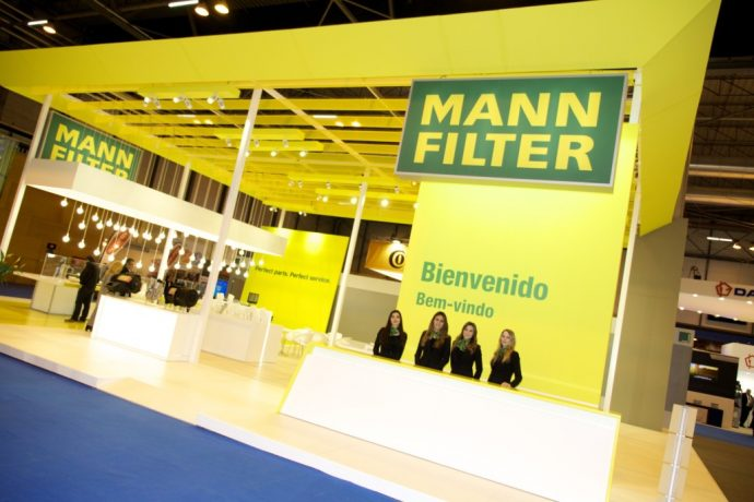 MANN-FILTER motortec madrid