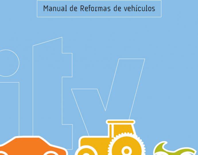 manual de reformas de vehiculos de la ITV