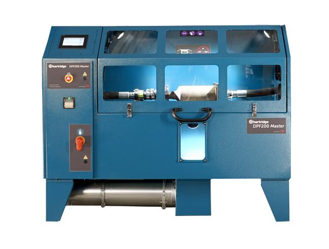 máquina de limpieza Delphi Hartridge DPF200 Master