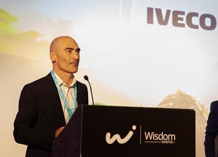 Marco Liccardo de Iveco en Small-Scale GNL Summit