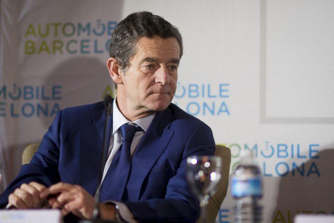 Mario Armero fabricación de vehículos en España