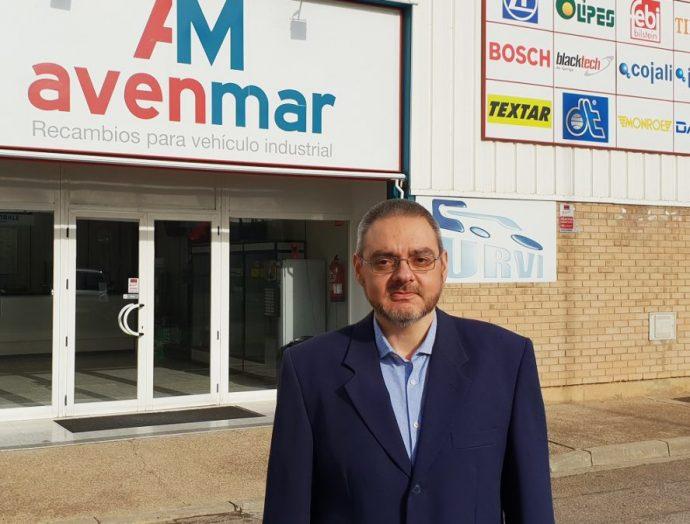 Martín Castillo gerente de Avenmar