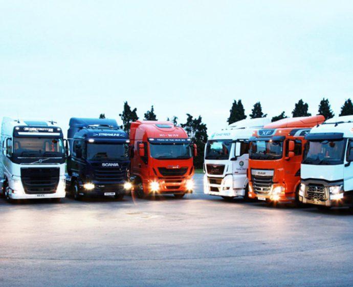matriculaciones camiones abril 2018