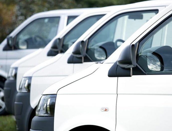 matriculaciones vehículos comerciales ligeros