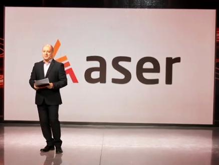 Max Margalef Convención ASER en Directo 2020