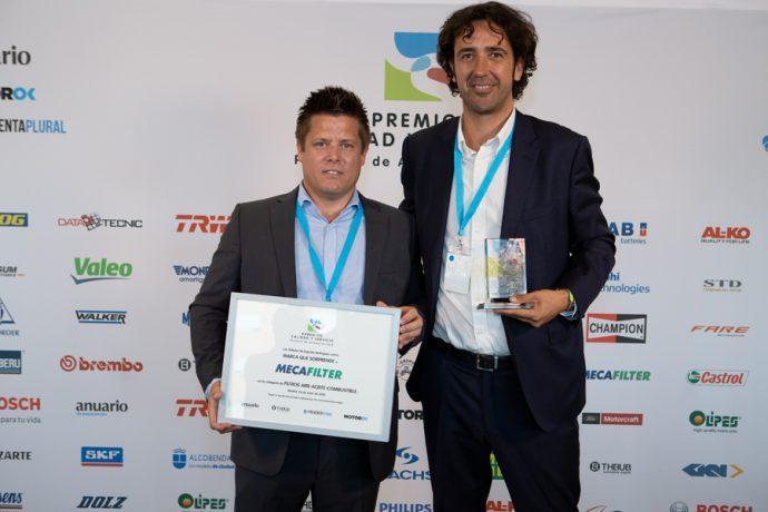 Mecafilter Premios Calidad y Servicio 2018