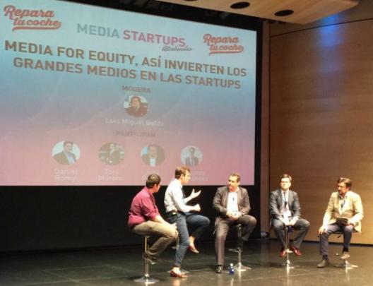 José Piñera Media Startups Alcobendas