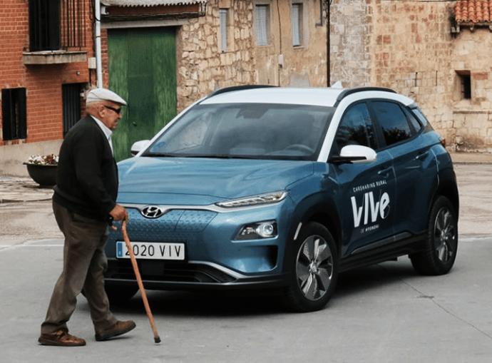 mercado de vehículos electrificados Barómetro Anfac octubre 2019