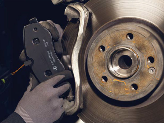Mercedes-Benz descuentos piezas de mantenimiento y desgaste 2021