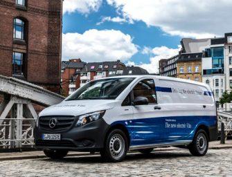 Conoce las nuevas furgonetas eléctricas de Mercedes-Benz, eVito y eSprinter