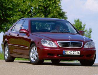 La diagnosis correcta: mensaje de alerta tras la sustitución de la batería en un Mercedes Clase S