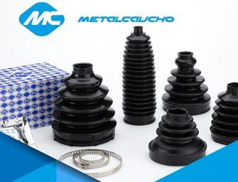 Metalcaucho amplía su gama de fuelles con más de 200 nuevas referencias