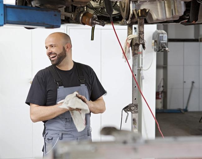 MEWA balance ecológico de talleres y fábricas
