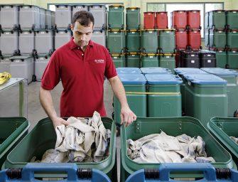MEWA repasa los trazos esenciales de su modelo de limpieza sostenible