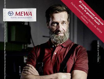 MEWA lanza su nuevo catálogo de protección laboral 2020/21