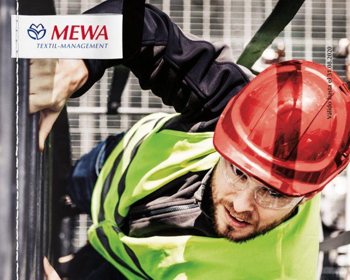 MEWA nuevo catálogo protección y seguridad laboral