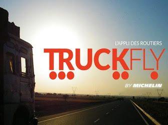 Michelin lanza la app Truckfly para profesionales del transporte
