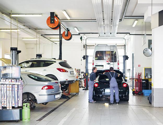 Ministerio Trabajo inspección talleres madrileños