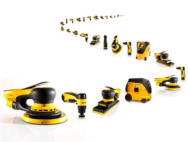 Mirka maquinaria para el taller