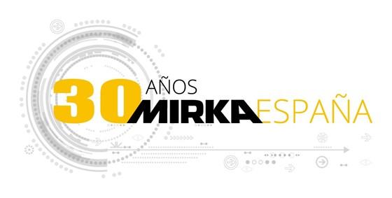 Mirka Ibérica logo