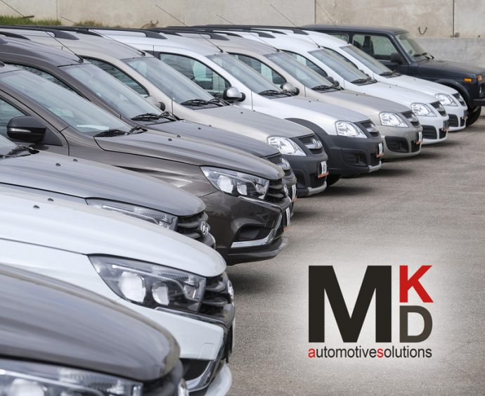 MKD Automotive mantenimiento de las flotas