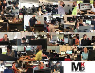 MKD Automotive busca candidatos para su departamento de Operaciones