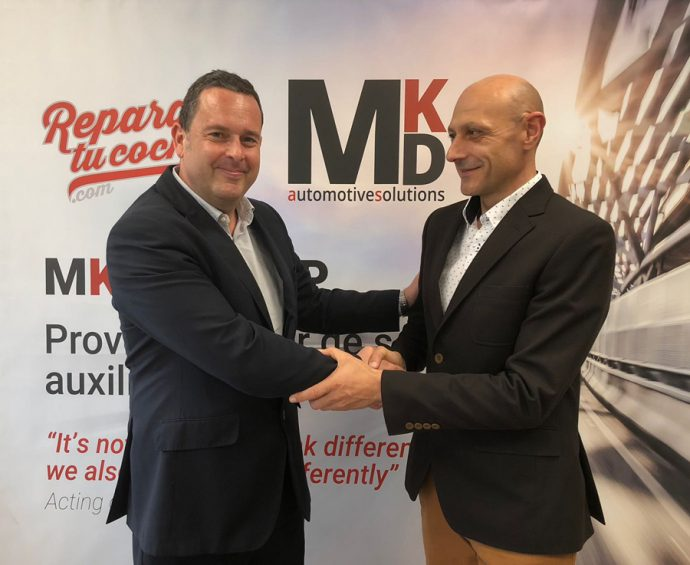 MKD integra Fortius y PTRZ