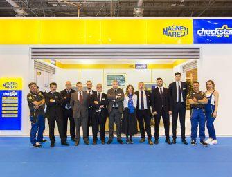 Magneti Marelli Checkstar en Motortec Automechanika Madrid 2019