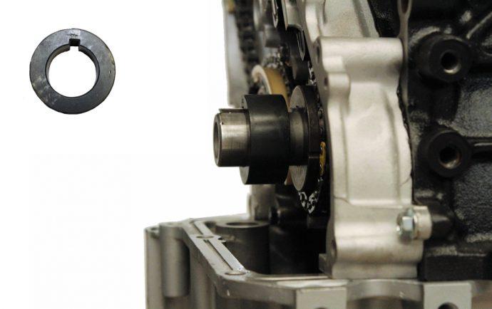 Mober casquillo en motor Nissan YD25DDTI