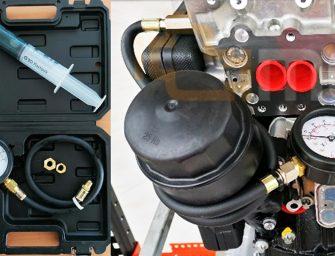 MOBER aporta a los talleres un práctico kit de sangrado para motores de nueva generación