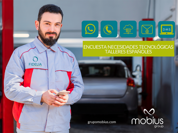 Mobius Group encuesta necesidades talleres en digitalización
