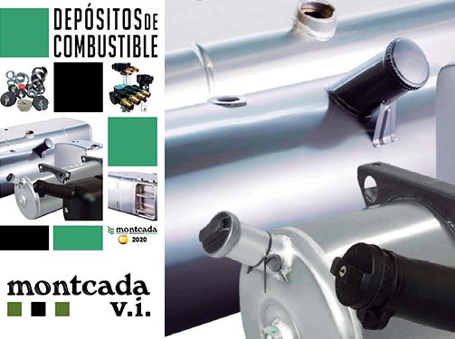 Montcada catálogo depósitos de combustible vehículo industrial