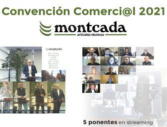 Montcada Artículos Técnicos celebra su convención anual 2021