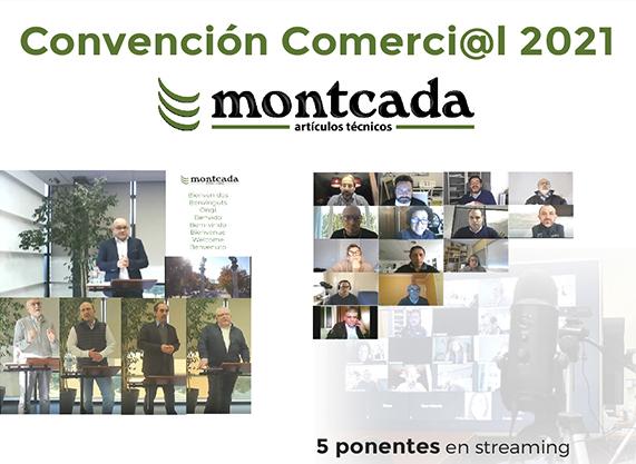 Montcada celebra convención anual de comerciales 2021