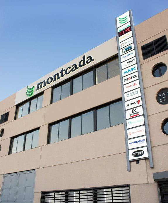 Montcada Madrid instalaciones