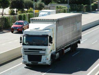 La morosidad en el transporte se mantiene en 81 días en mayo