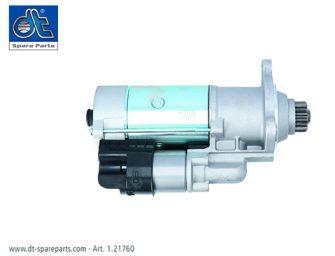 Así funciona el motor de arranque 1.21760 de DT Spare Parts