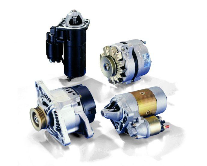 motores de arranque y alternadores eQual de Magneti Marelli